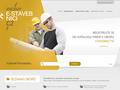 Náhled webu e-stavebnici