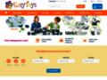 Náhled webu Easytoys.cz hračkářství