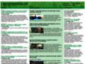 Náhled webu EcoMonitor