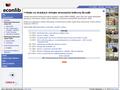 Náhled webu Econlib - virtuální ekonomická knihovna