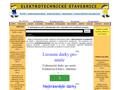 Náhled webu Elektronické stavebnice