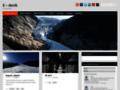 Náhled webu EasyBlog