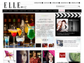 Náhled webu Elle