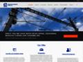Náhled webu Elektrizace železnic Praha a.s.