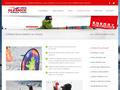 Náhled webu Energy Skischool