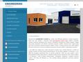 Náhled webu Engineering Ostrava, s.r.o.