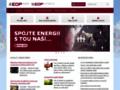 Náhled webu International Power Opatovice, a.s.