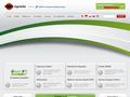 Náhled webu ESA logistika