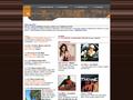 Náhled webu ESO Music Production