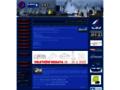 Náhled webu LaserSAT