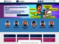 Náhled webu Europass
