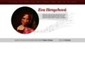 Náhled webu Henychová, Eva