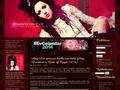 Náhled webu Evanescence