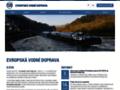 Náhled webu Evropská vodní doprava (EVD)