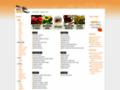 Náhled webu Extra recepty