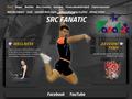 Náhled webu Fanatic Aerobic Studio