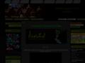 Náhled webu Taneční studio Fatima