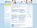 Náhled webu Férová nemocnice