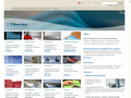 Náhled webu Fibertex, a.s.