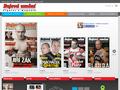Náhled webu Fighter's Magazine