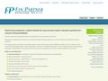 Náhled webu Fin-Partner Accounting-Tax s.r.o.