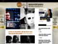 Náhled webu First Class