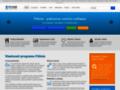 Náhled webu FitLinie