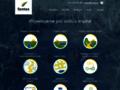 Náhled webu Atelier Fontes, s.r.o.