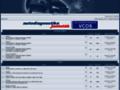 Náhled webu Ford Galaxy