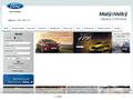 Náhled webu Ford Malý a Velký