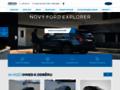 Náhled webu autoMOTOL BENI