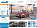Náhled webu Ford Charouz