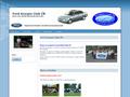 Náhled webu Ford Scorpio Club