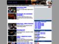 Náhled webu Fox Axe: Anime