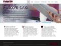 Náhled webu Fullcom s.r.o.