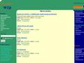 Náhled webu Fyzikální web