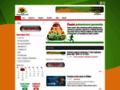 Náhled webu Fórum zdravé výživy
