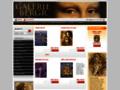 Náhled webu Atelier Bergr