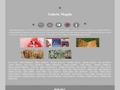 Náhled webu Galerie Magda