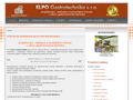 Náhled webu ELPO Gastrotechnika s.r.o.