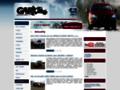 Náhled webu Gaz Klub