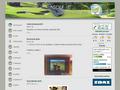 Náhled webu Golf Club Svratka 1932