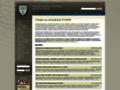 Náhled webu Česká genealogická a heraldická společnost