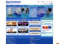 Náhled webu Genomac International
