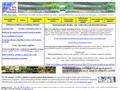 Náhled webu Geologické informační centrum