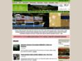 Náhled webu Geologická encyklopedie on-line