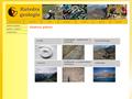 Náhled webu Fotogalerie geologických zajímavostí