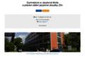 Náhled webu Státní jazyková škola Zlín