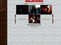 Náhled webu Gloom