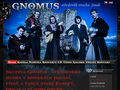 Náhled webu Gnomus
